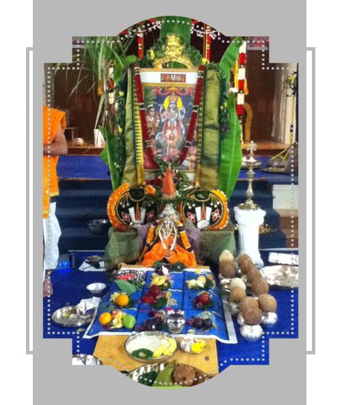 Sathyanarayana Vratha Pooja