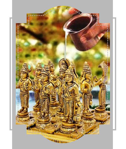 Navagraha Shanthi homam